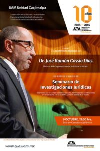 José Ramón Cossio Díaz